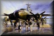 John D Shaw Aviation Art Prints
