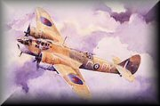 Bristol Blenheim Aircraft Art Prints