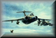 Buccaneer Aviation Art Prints