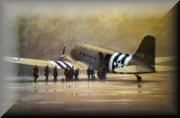 Douglas Dakota Aviation Art