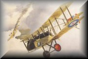 de Havilland DH2 Aircraft Art