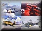 German Aviation Art Print List