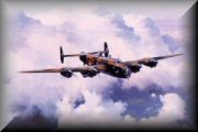 Halifax Bomber Aviation Prints