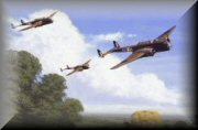 Hampden Bomber Aviation Prints