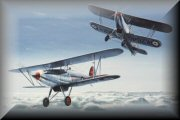Hawker Hart Aviation Prints
