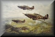 Hurricane Aircraft Prints