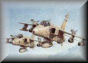Aviation Art Prints - RAF Jaguar