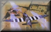 Hawker Typhoon Aviation Art