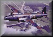 Wellington WW2 Bomber Prints