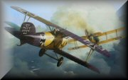 WW1 Aviation Art Prints